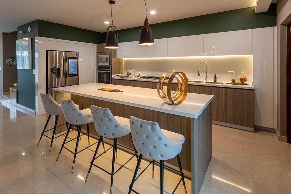 ¡Mobiliario, cubierta y electrodomésticos: 3 cosas esenciales para nuestra cocina!